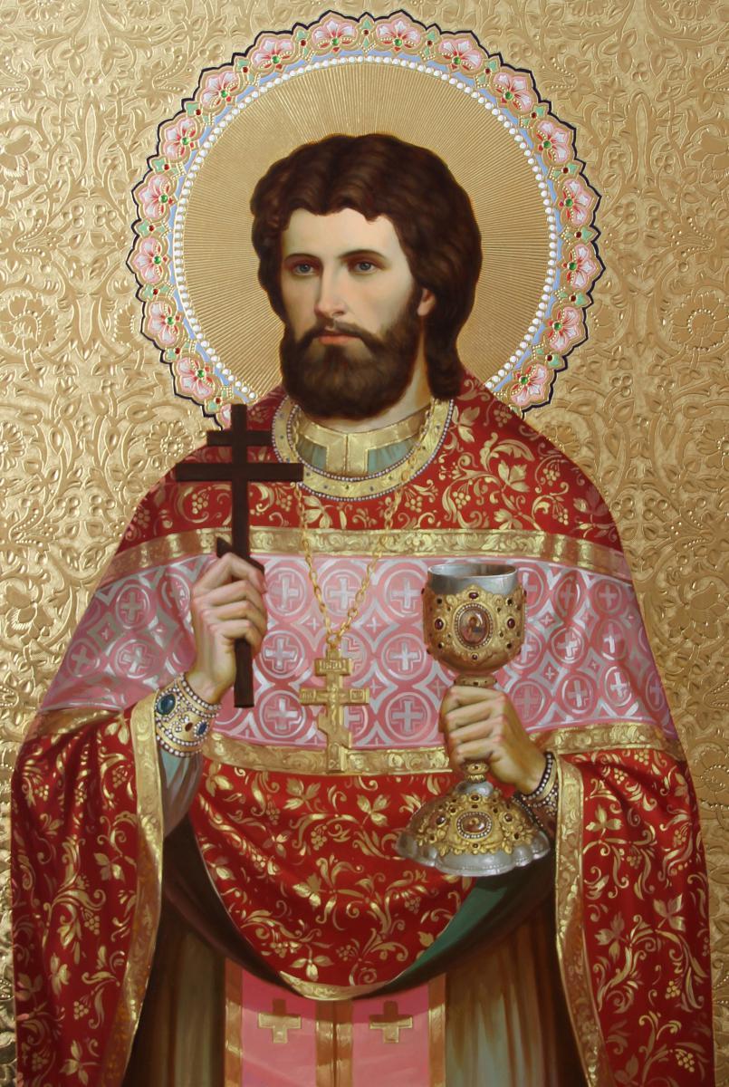 Акафіст святому священномученику Павлу Житомирському