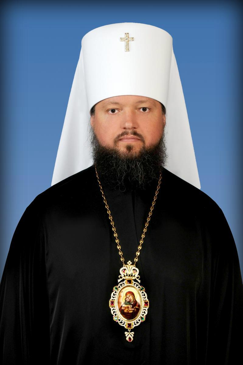 Митрополит Житомирський і Новоград-Волинський НИКОДИМ