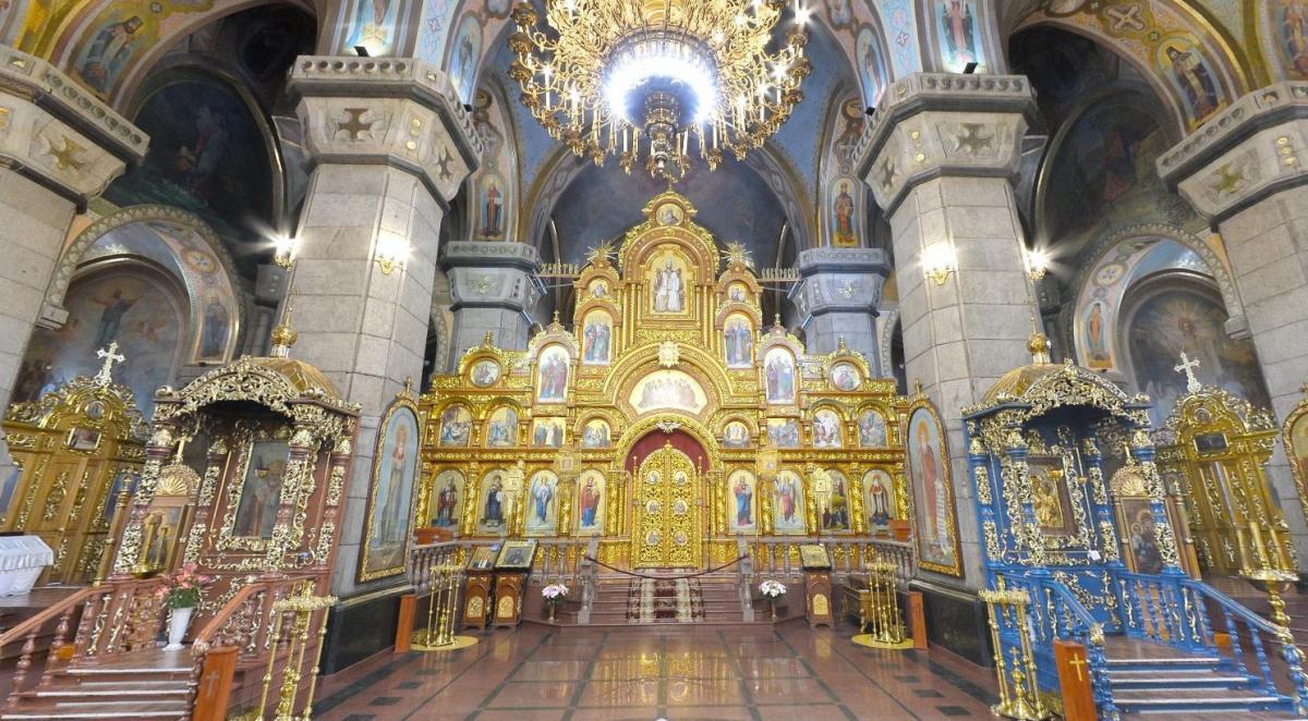 Віртуальний візит у кафедральний собор!