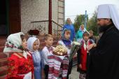 Архієрейська літургія у Косьмо-Даміанівському храмі с. Токарів!