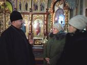 У День Святителя Миколая Чудотворця засуджених Бердичівської виправної колонії (№ 70) привітали зі святом!