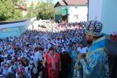 В день Успіння Божої Матері архієрейський собор міста Житомира відзначив своє храмове свято!