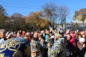 Свято-Покровський храм м. Житомира. Престольне свято із архієрейським богослужінням!