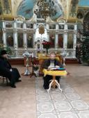 Збори духовенства Новоград-Волинського округу.