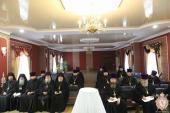 Під головуванням правлячого архієрея пройшли збори благочинних Житомирської єпархії!