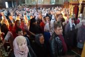 Паломники Бердичівського благочиння відвідали престольне свято Городницького Свято-Георгіївського монастиря!