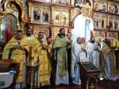 Загальна сповідь духовенства Бердичівського благочиння у дні Успенського посту
