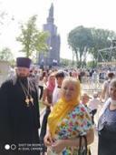 Паломники Баранівського благочиння взяли участь в масштабному Хресному ході в Києві з нагоди 1031-ї річниці Хрещення Русі!