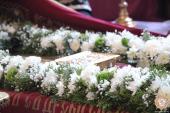 Велика п'ятниця. Винос і погребіння святої Плащаниці Христової!