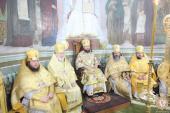 Архієрейське Богослужіння в день 110-річного ювілею Свято-Миколаївського собору міста Бердичева!