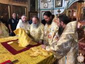 Чорнобиль. Престольне свято кафедрального собору зони відчуження!