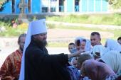 Престольне свято Свято-Пантелемонівського храму смт. Любар!