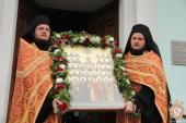 Митрополит Никодим відвідав Волинь та взяв участь у святкових богослужіннях з нагоди шанування Собору святих Волинських!