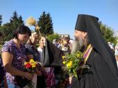 Чотирнадцятого серпня у селі Слободищі було звершено святкове Богослужіння