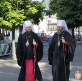 У Житомирі молитовно відзначили День Ангела Правлячого архієрея митрополита Никодима!