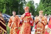 У Житомирі освятили храм на честь святої рівноапостольної княгині Ольги та звершили святкову Божественну літургію!