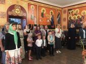 Торжество Свято-Никодимівського храму м. Житомира. Зібрання міського духовенства!