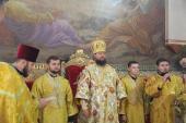 Недільне богослужіння у Спасо-Преображенському кафедральному соборі!