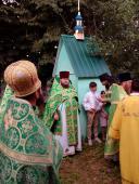Сповідь духовенства Ружинського церковного округу.