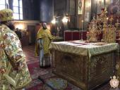 Неділя перед Різдвом Христовим! Божественна літургія та Вечірня у Спасо-Преображенському кафедральному соборі!