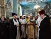 Православні віруючі Бердичева святкують Різдво Христове!