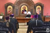 Пройшли збори благочинних житомирської єпархії.