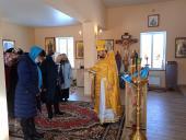 У Свято-Успенському храмі с. Осикового відзначили річницю від дня звершення першої Божественної Літургії