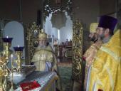 Загальна сповідь священиків попільнянського благочиння