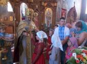 Молебінь за Україну та благословіння дітей на навчання!