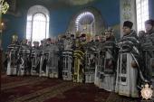 Відбулась сповідь священнослужителів міста Житомира. Архієрейська літургія у Свято-Успенському соборі на Подолі!
