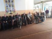 Різдвяними колядками привітали підопічних Бердичівського геріатричного пансіонату!