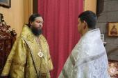 Під час недільної літургії митрополит Никодим звершив священицьку хіротонію!
