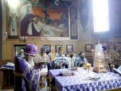 Відбулась соборна літургія та зібрання духовенства Попільнянського благочиння!