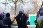 Митрополит Никодим очолив святкування престольного торжества храму на честь святої Параскеви у с.Заріччя!