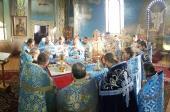 Відбулась загальна сповідь священослужителів Житомирського районного благочиння!
