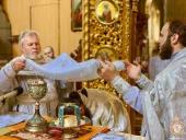 Неділя 7-ма після Пасхи. Божественна літургія у Спасо-Преображенському кафедральному соборі!