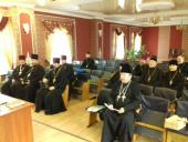 Збори священиків Житомирського районного благочиння!