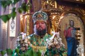 П'ятидесятниця. Урочисте богослужіння у Спасо-Преображенському кафедральному соборі Житомира!