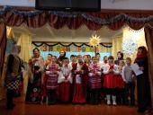 Вихованці Недільних шкіл храмів Бердичева привітали Різдвяними колядками учнів школи-інтернату!
