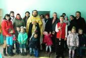 Освячення дитячого садочка в с.Харитонівка Коростишівського благочиння.