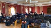 Під головуванням митрополита Никодима відбулись збори благочинних Житомирської єпархії.