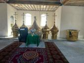 У селі Реї звершено освячення куполів та хрестів на майбутньому Свято-Петропавлівському храмі!