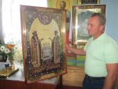 Молебень святим Петру та Февронії в Пулинах!