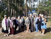 Чергове паломництво парафіян Свято-Петропавлівського храму с. Реї до урочища Кип'ячого