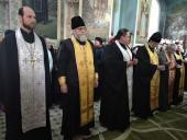 Соборний молебень за мир та спокій звершили у Свято-Миколаївському соборі м. Бердичева!