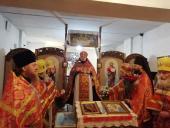 У Ружинському благочинні своє 50-річчя священик зустрів соборним богослужінням!