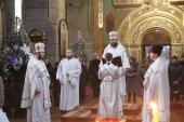 Навечір'я Богоявлення. Митрополича літургія у Спасо-Преображенському кафедральному соборі!