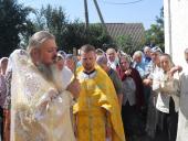 У селі Реї відзначили престольний празник Свято-Петропавлівського храму