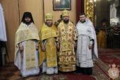 Воскресна літургія у Спасо-Преображенському кафедральному соборі: дияконська та священицька хіротонії!
