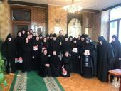 Митрополит Никодим відвідав Святогірський Зимненський монастир!